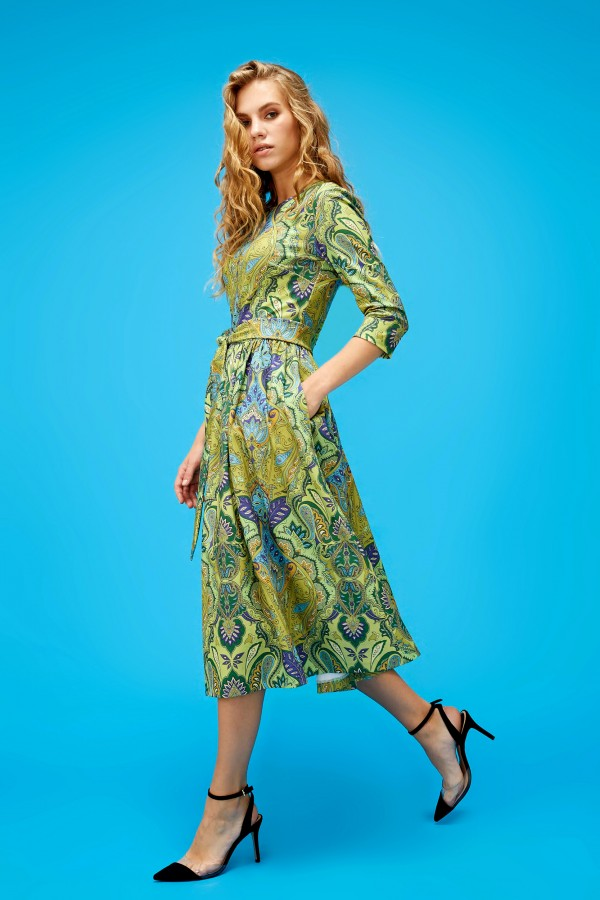 PAISLEY DELHI Dress