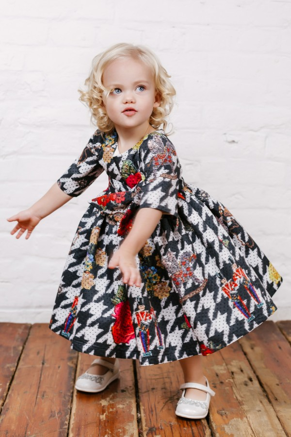 Queen of Hearts Dress, baby