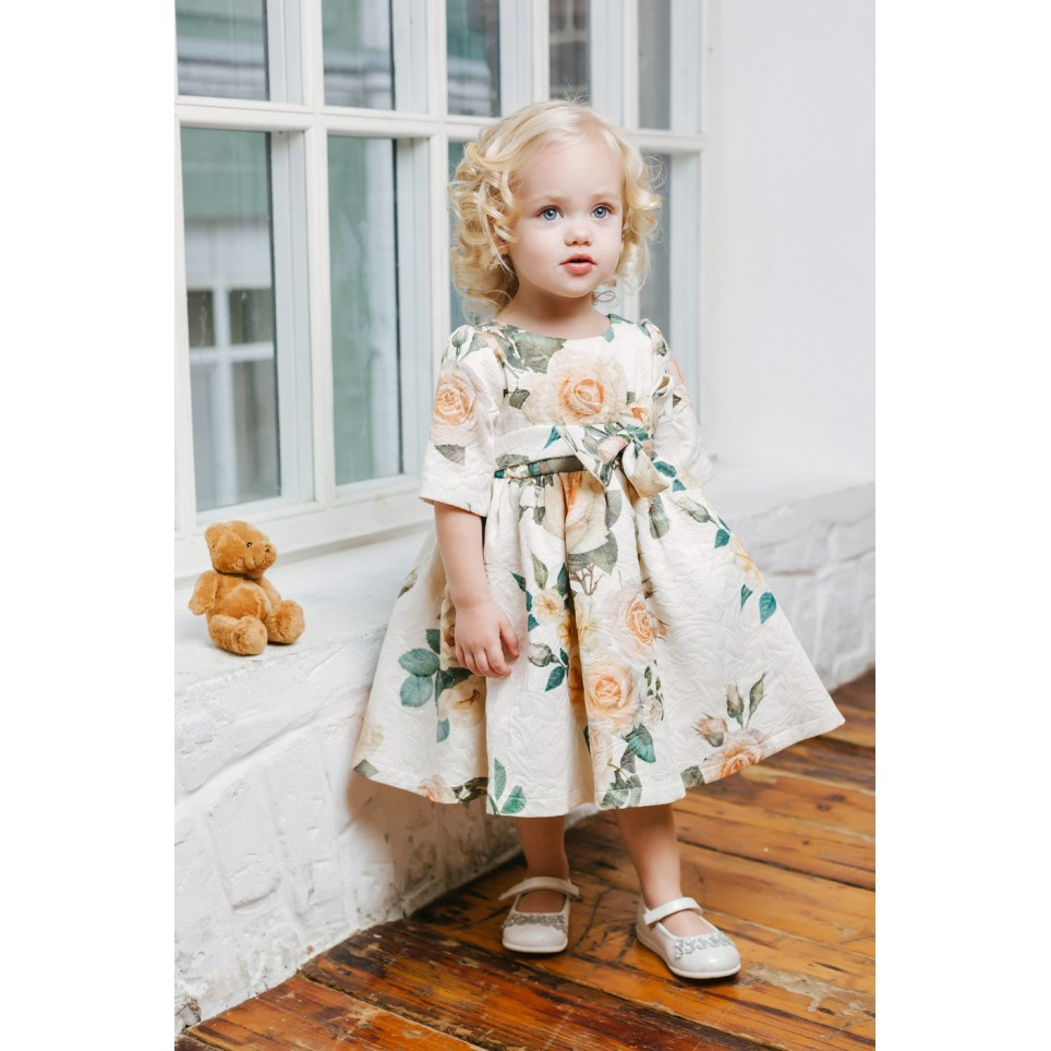 Valencia Wind Dress, baby