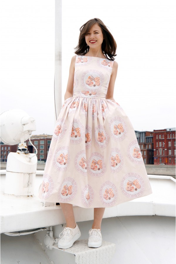 Платье Five o'clock Tea Dress